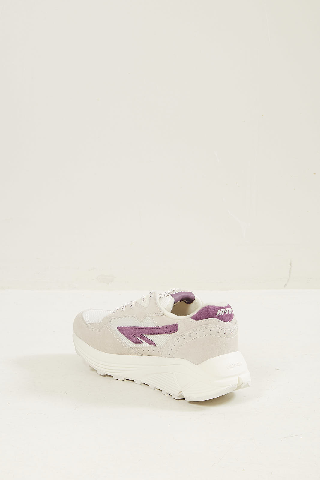 Hi-Tec - Hts silver shadow sneakers 016 cotton purple dusk