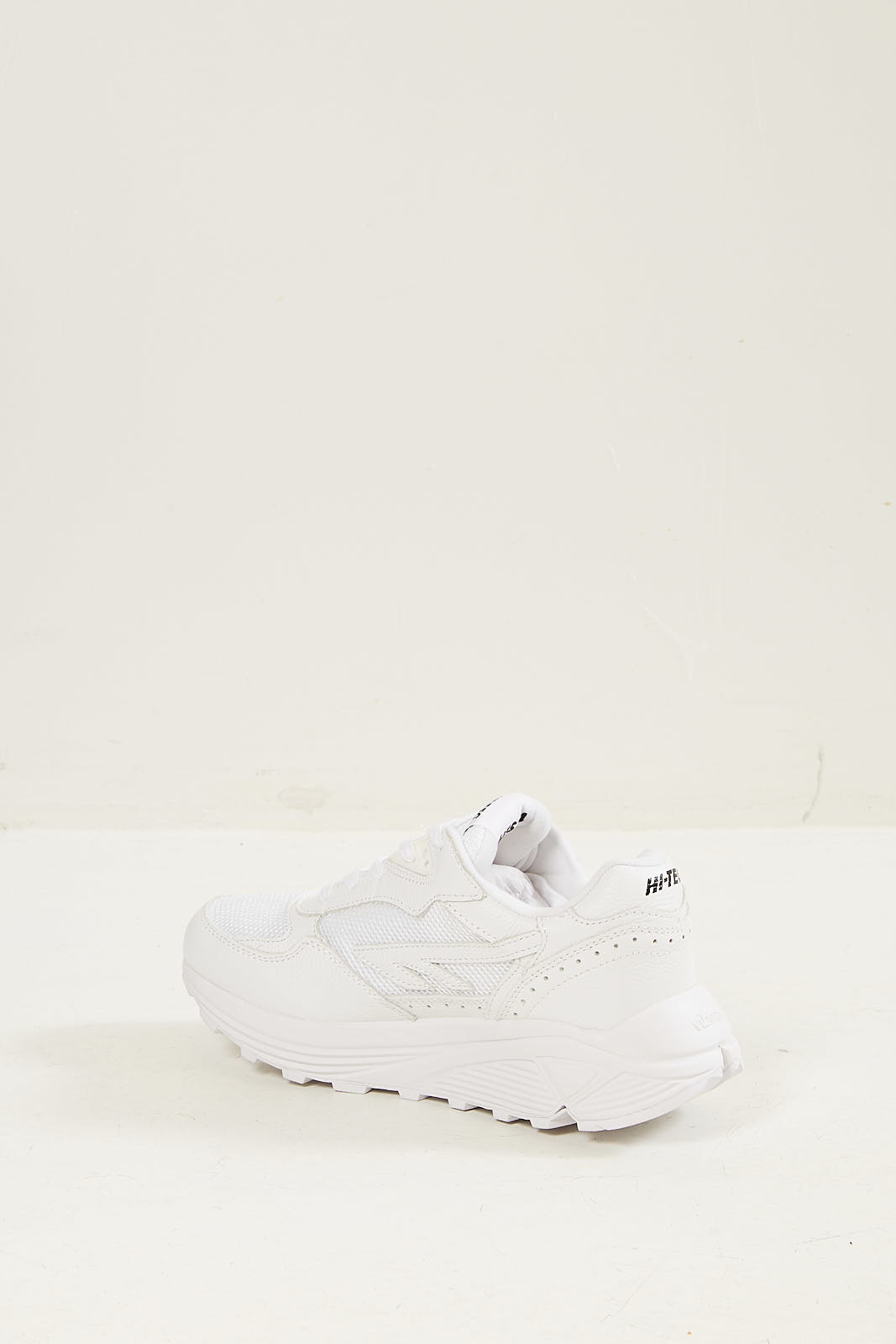 Hi-Tec - Hts silver shadow sneakers 017 white black