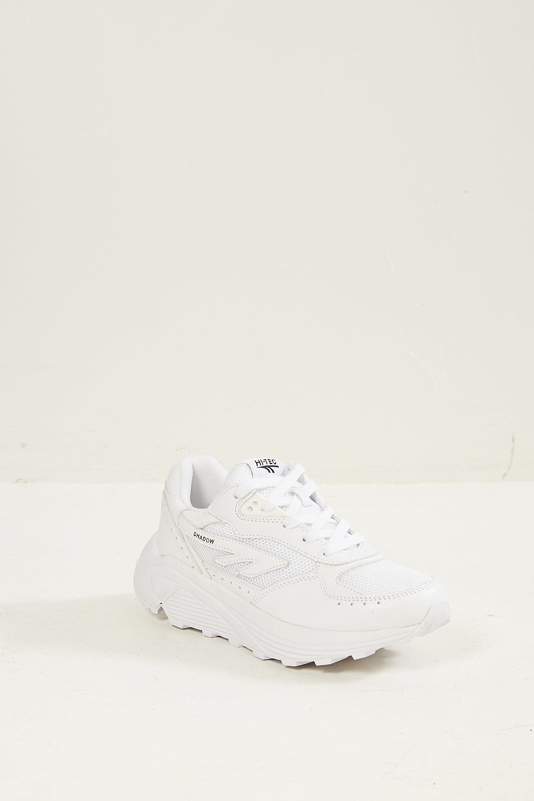 Hi-Tec Hts silver shadow sneakers 017 white black