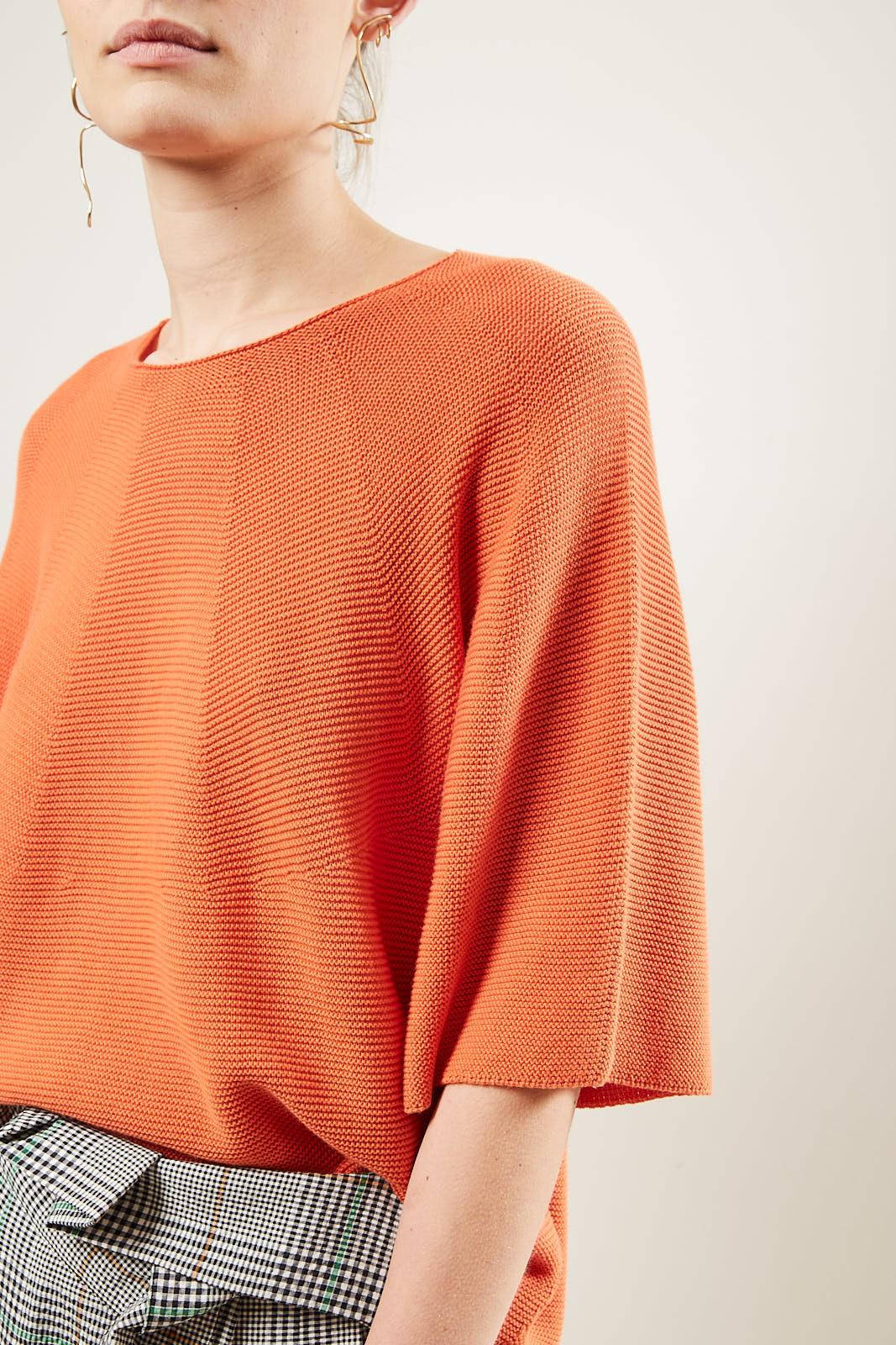 Christian Wijnants - Koda knitted top.