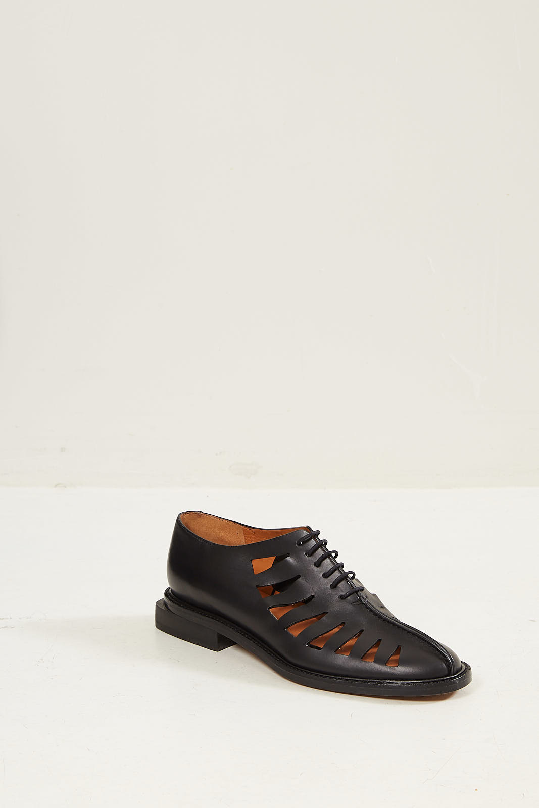 Clergerie Raphael cutout oxfords.