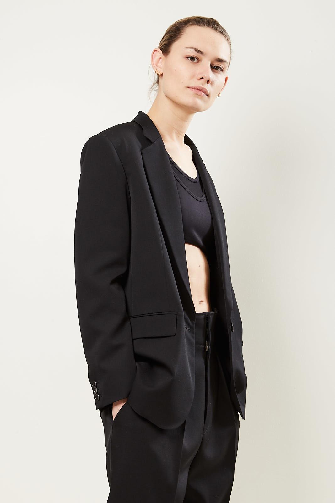 Isabel Marant Elder wool blazer.