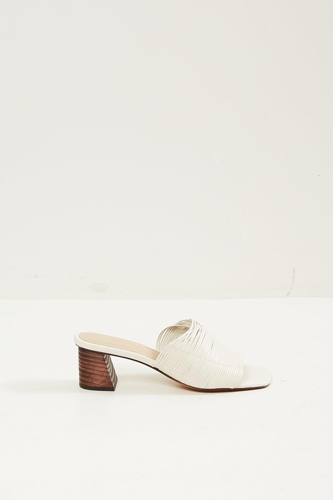 Mari Giudicelli - Gisele sandal off white