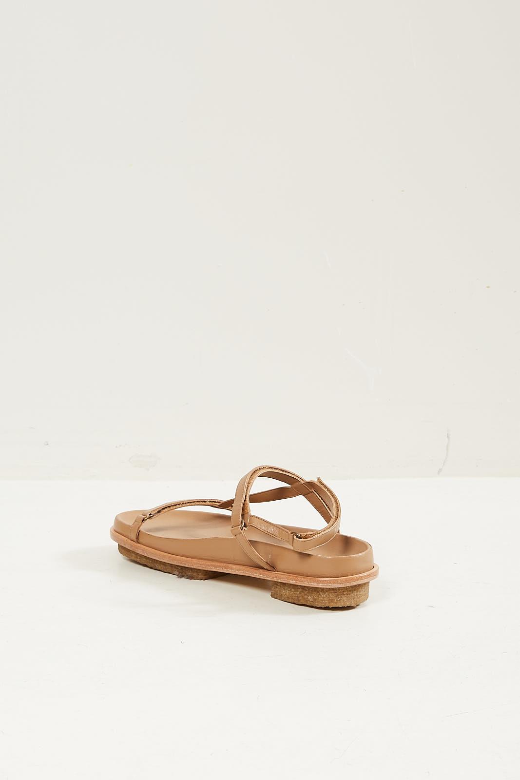 Mari Giudicelli - Isabel sandal camel