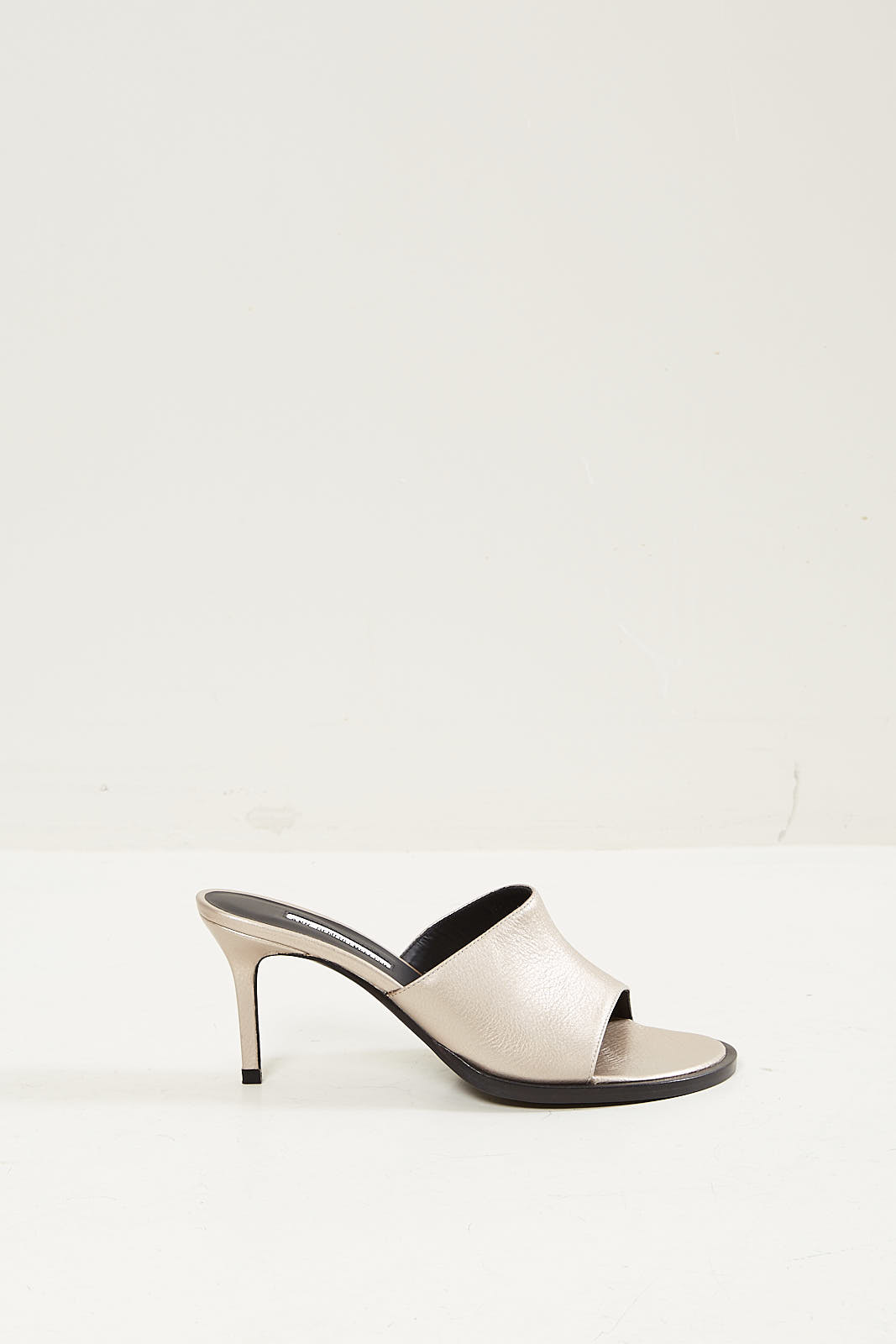Ann Demeulemeester - 100% leather sandals