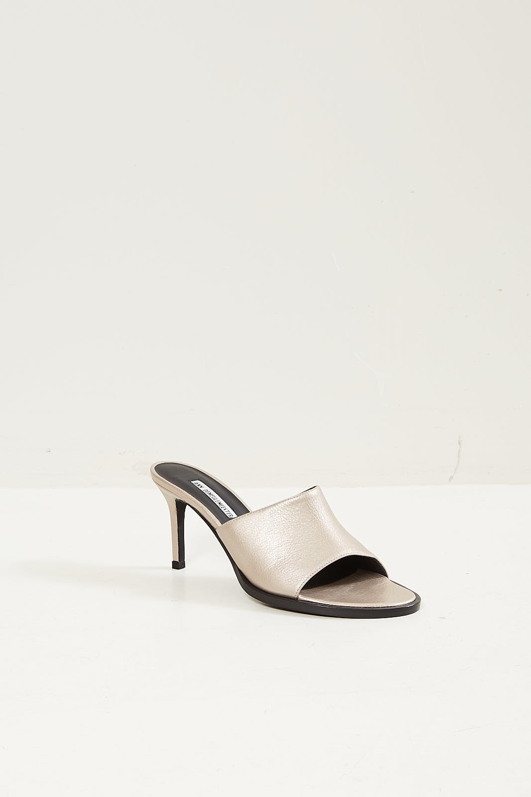 Ann Demeulemeester 100% leather sandals