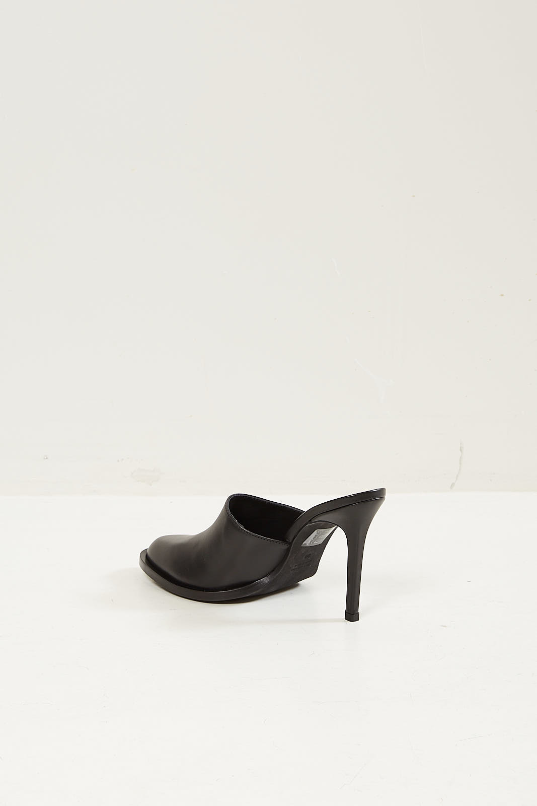 Ann Demeulemeester - 100% leather shoes