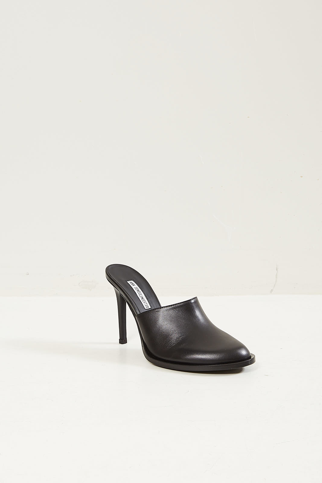 Ann Demeulemeester 100% leather shoes