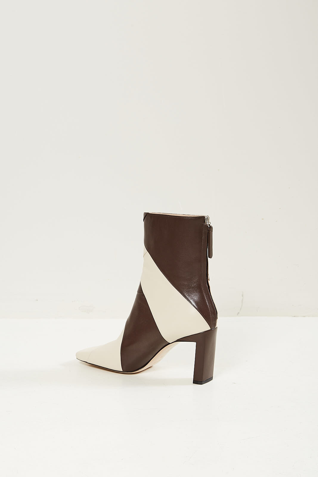 Wandler - isa short leather boot