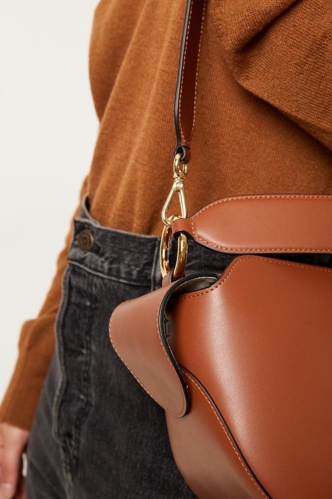 Wandler - Yara bag calf leather tan
