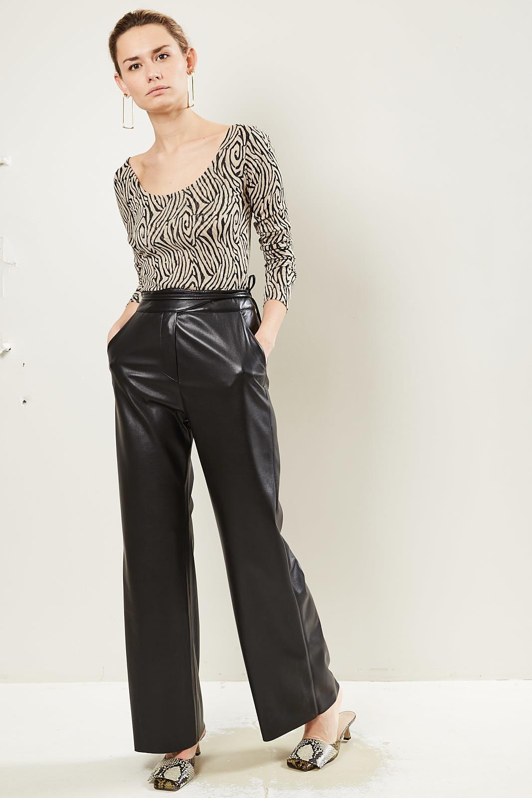 Nanushka Chimo Vegan Leather pant