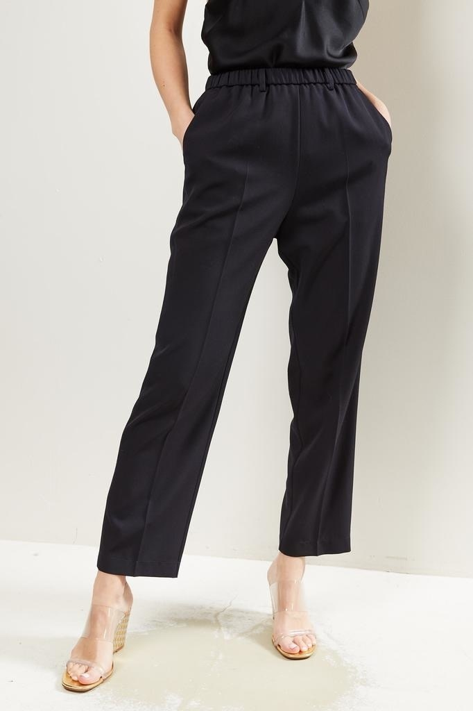 Forte Forte Straight leg trousers.