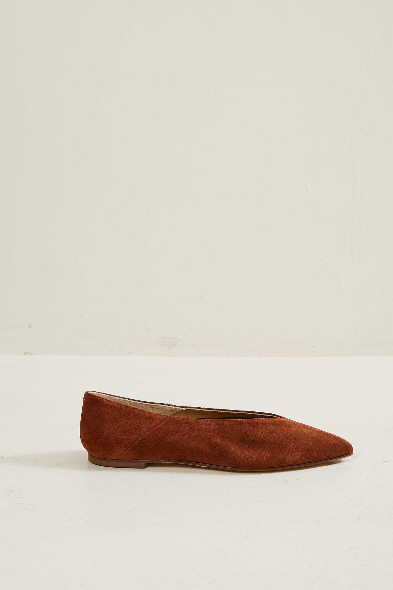 Aeyde - Moa ballerina shoes.