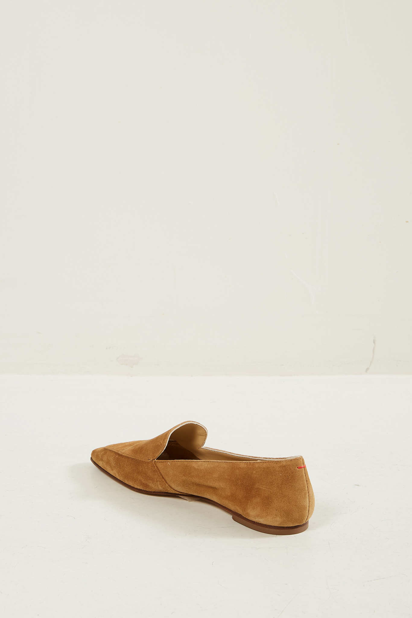 Aeyde - Aurora suede leather fiesta loafers toscano