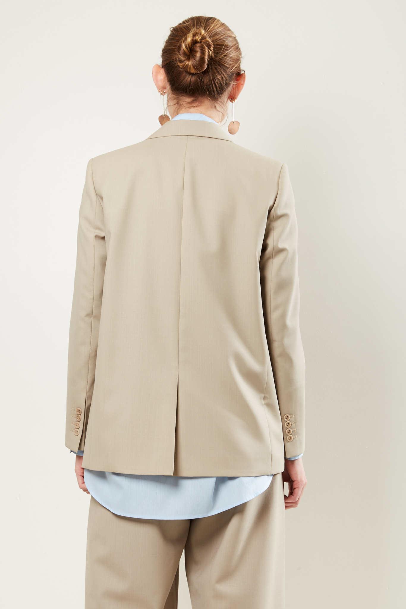inDRESS - English wool jacket