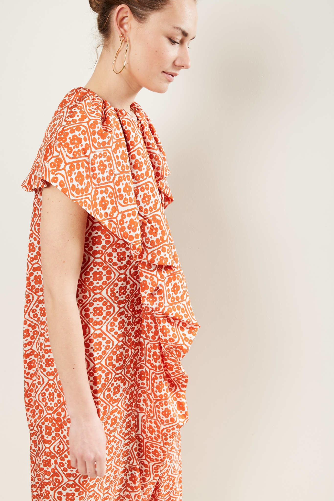 Christian Wijnants - Diji silk blend dress.