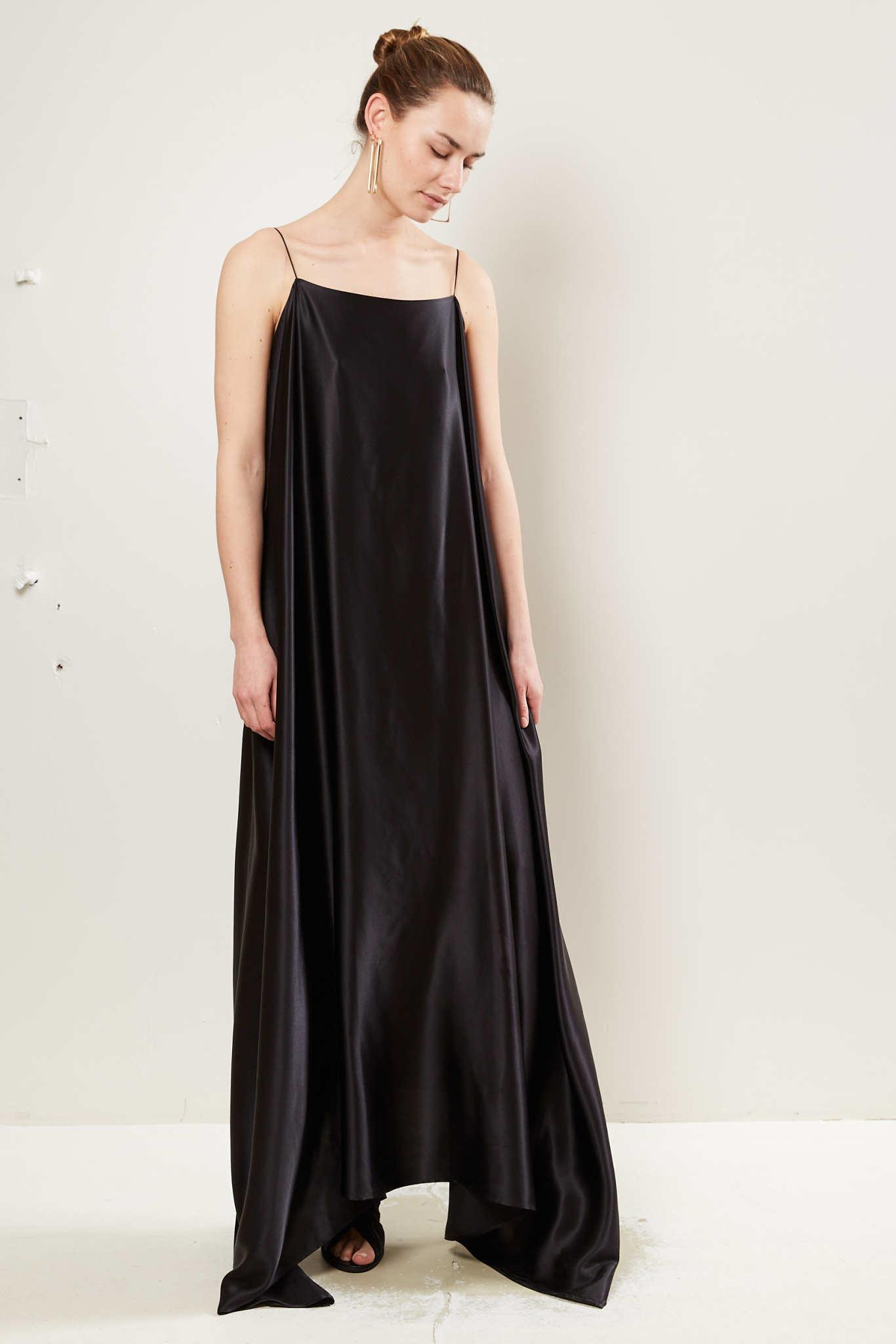 Bernadette - Meredith silk dress