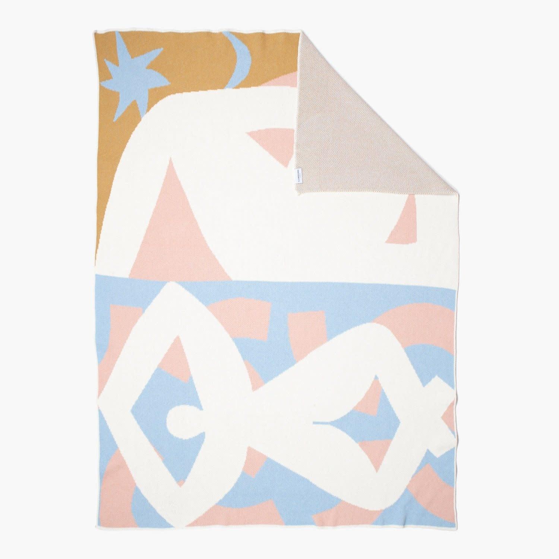 slowdown studio - Redding Knit Blanket