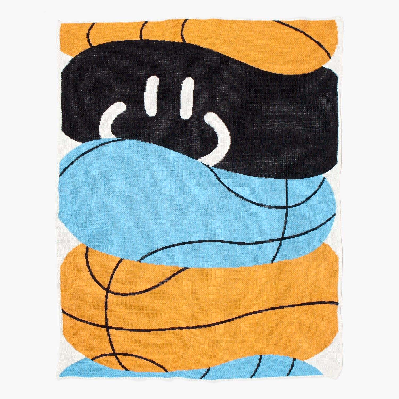 slowdown studio Baller Mini Blanket