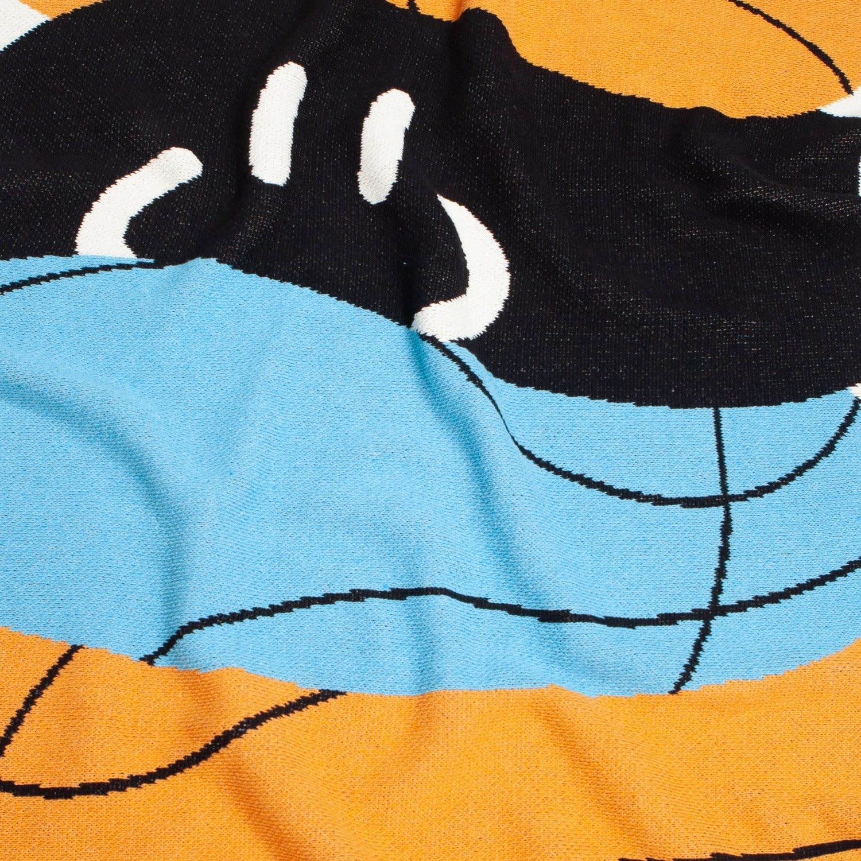 slowdown studio - Baller Mini Blanket