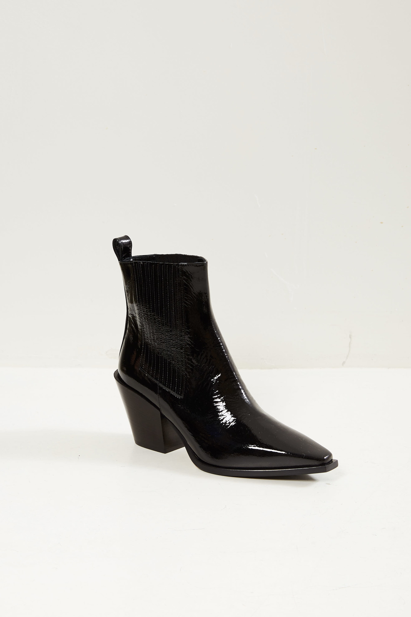 Aeyde Kate pointed boots.