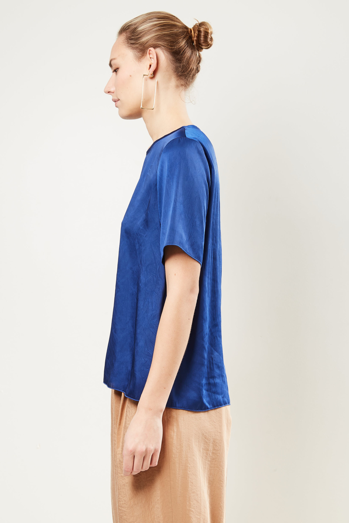 Forte Forte - Box-fit T-shirt.