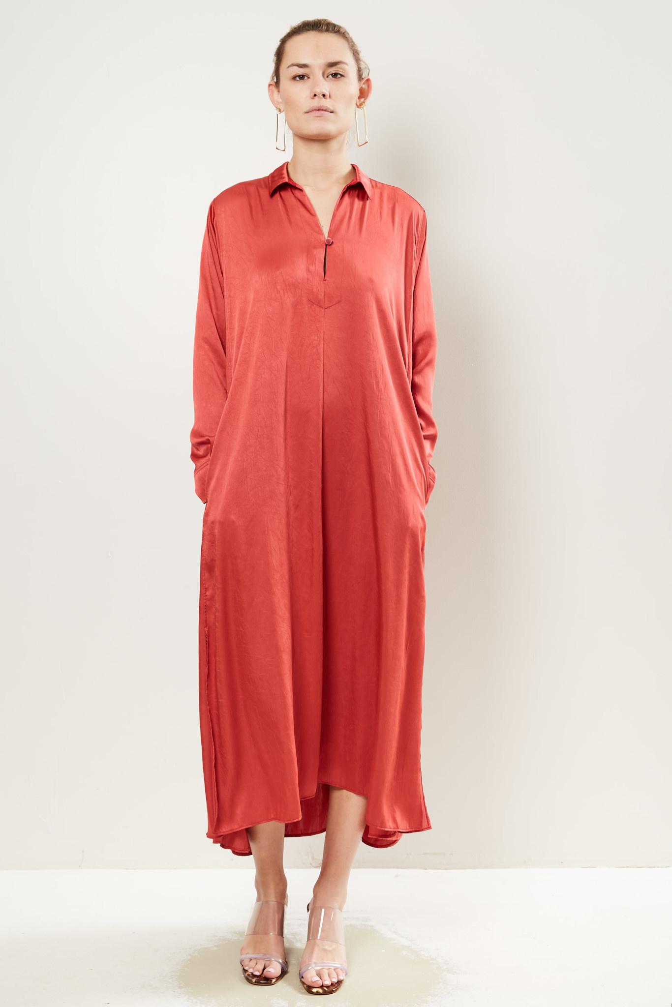Forte Forte Mid-length shirt dress.