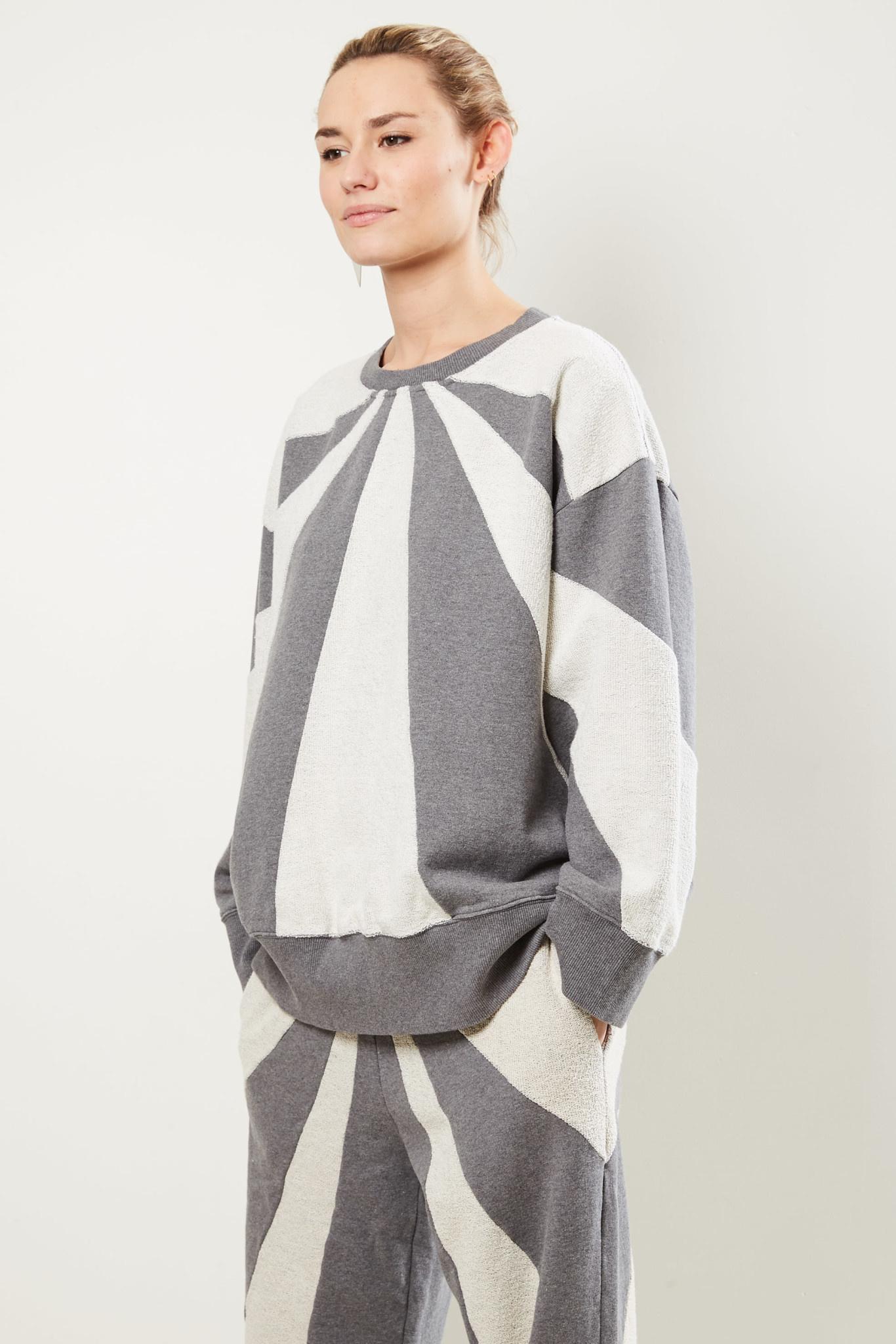 MM6 - Unbrushed Cotton Sweat shirt