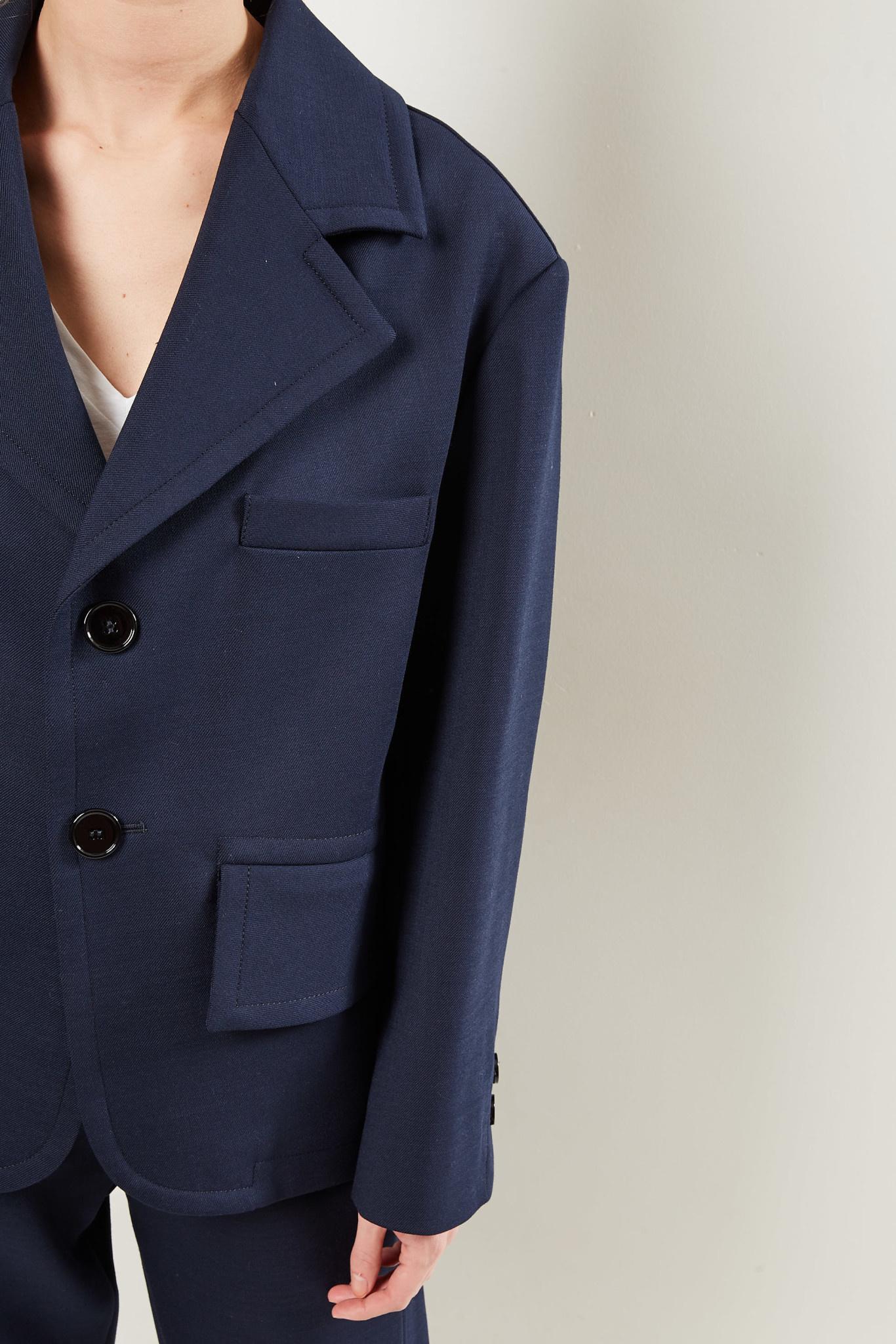 Maison Margiela - Jacket 551 blue navy