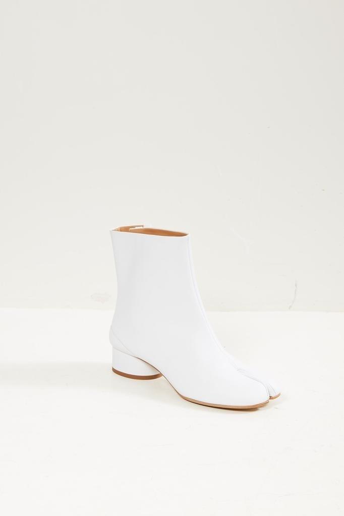 Maison Margiela Tabi boots.