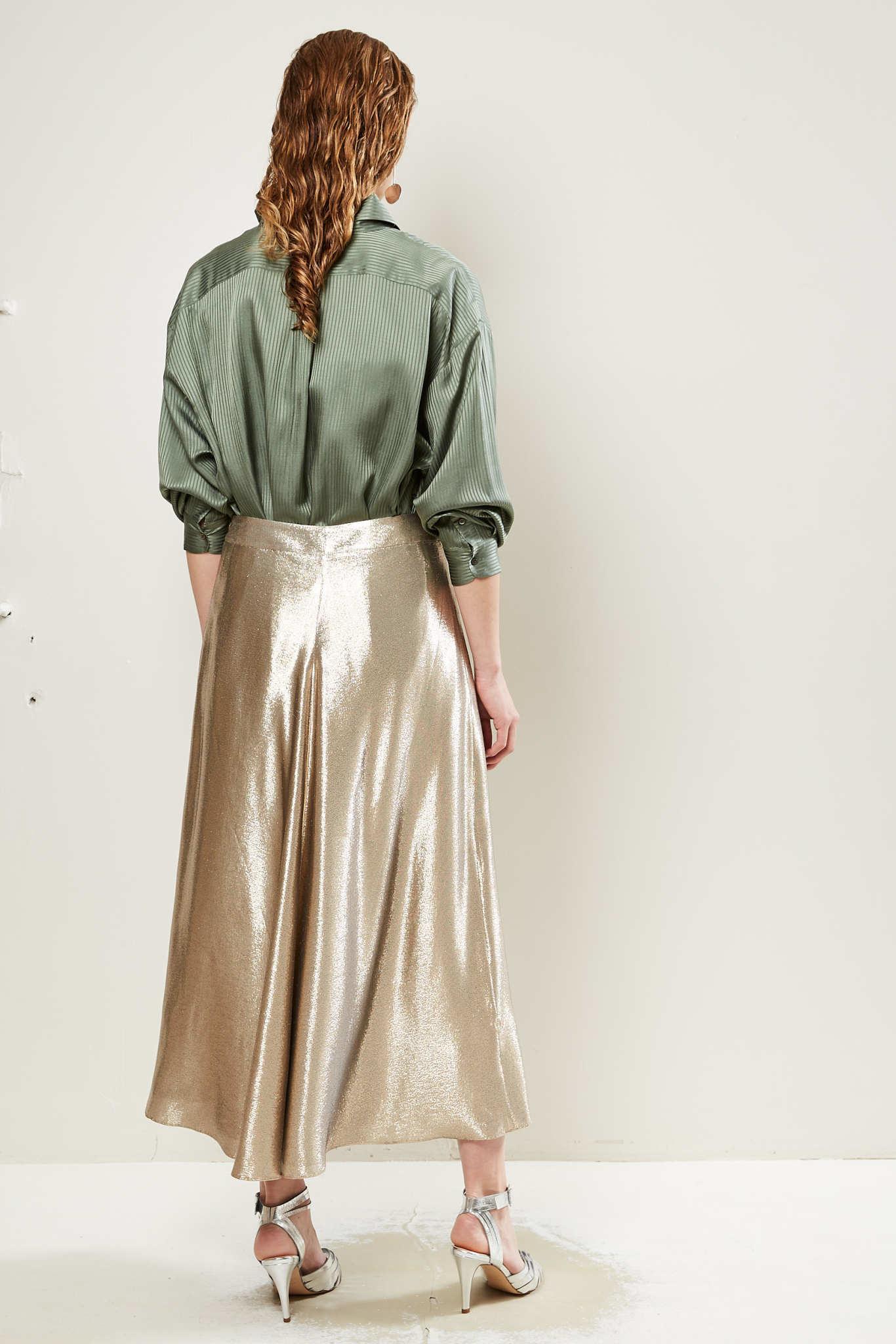 inDRESS - Lurex skirt