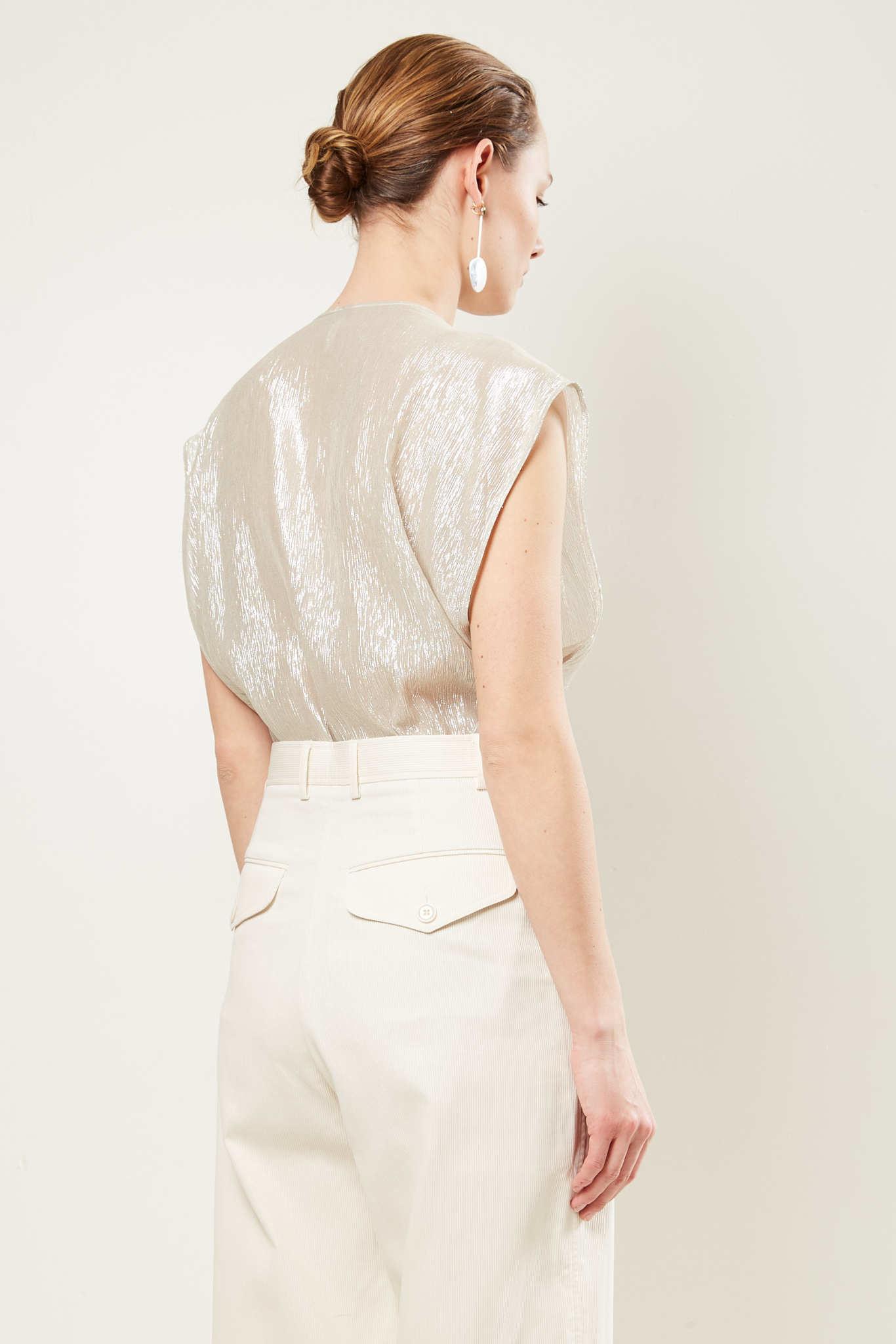 inDRESS - sparkling silk body