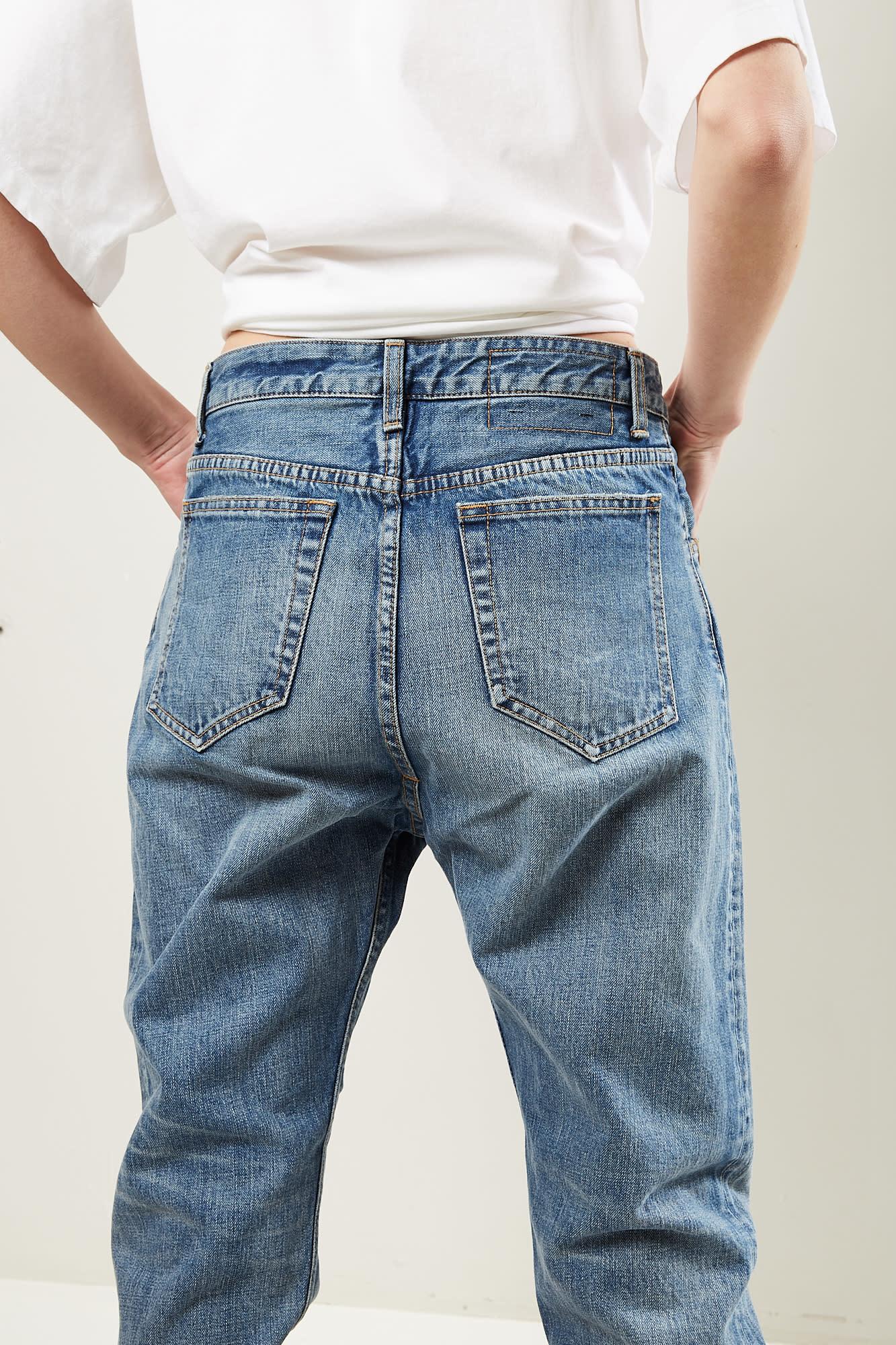 C.C.01 5 pocket jeans