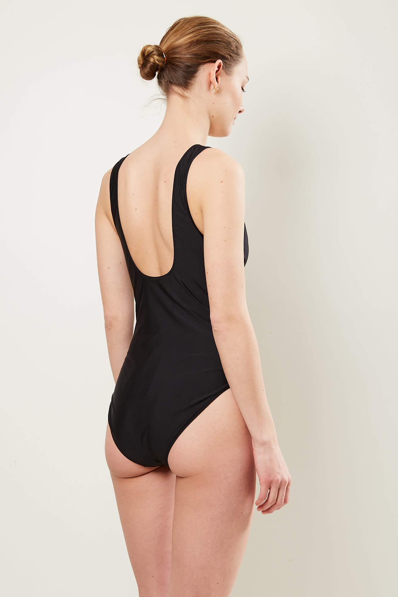 Ganni - Recycled Swimwear all in one