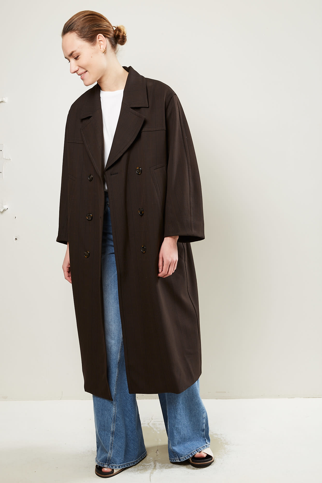 Ganni Suiting coat
