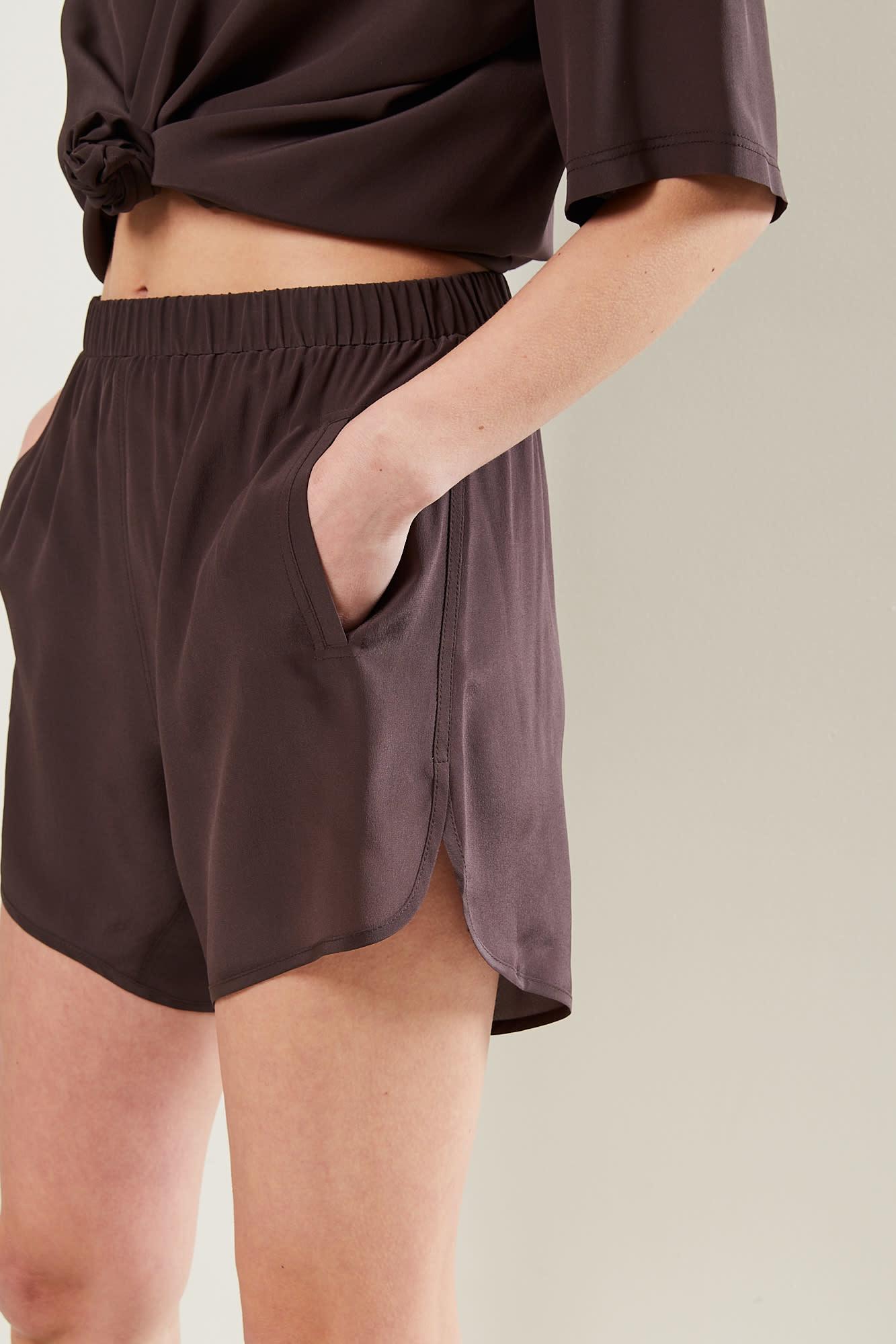 Monique van Heist Boxer silk short