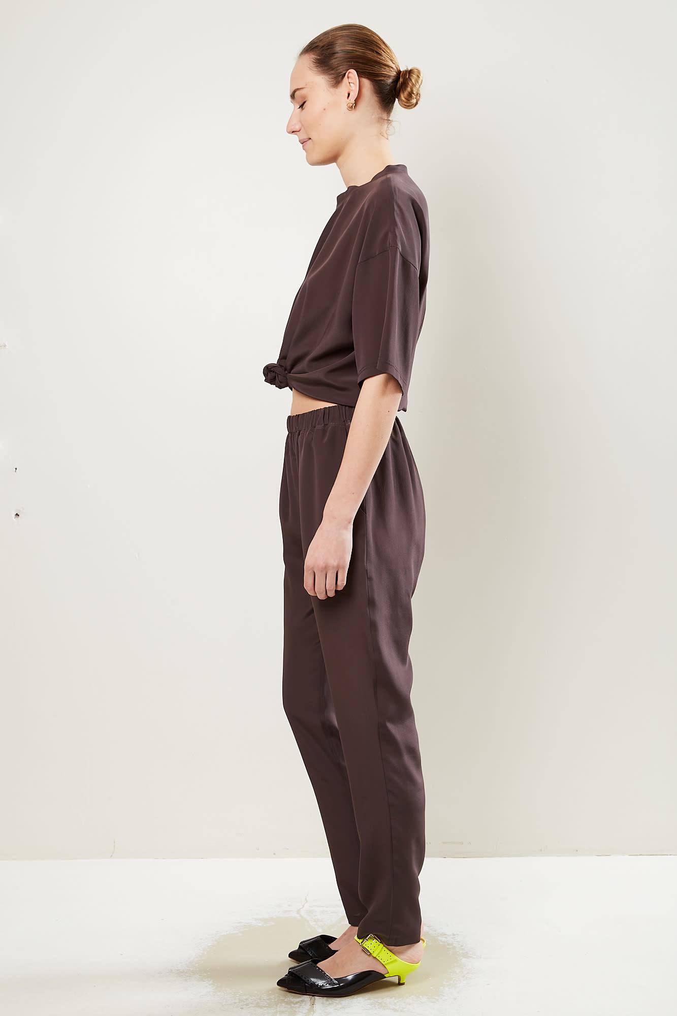 Monique van Heist - PJ silk