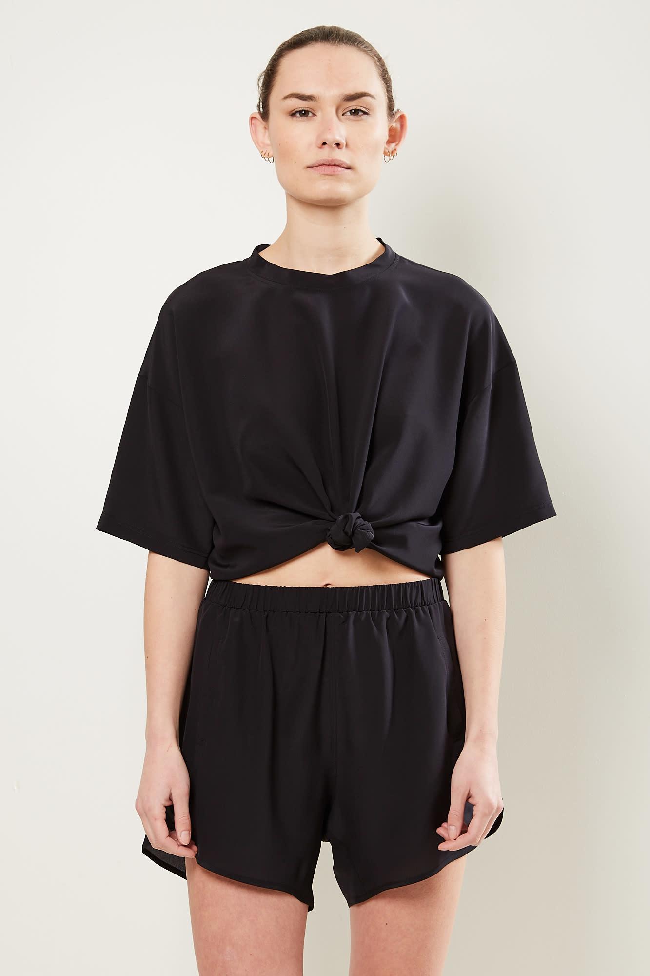 Monique van Heist - Boxer silk short
