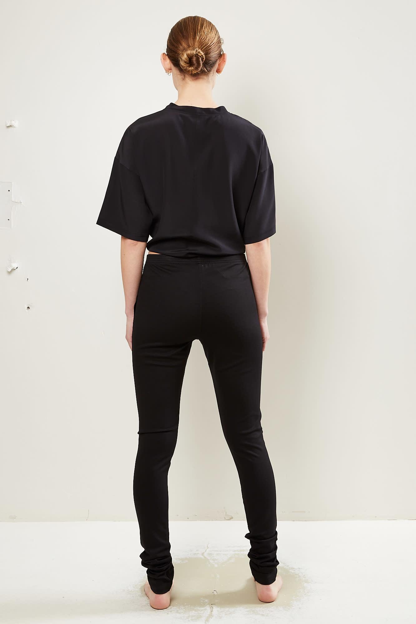 Monique van Heist - Legging matte lycra black