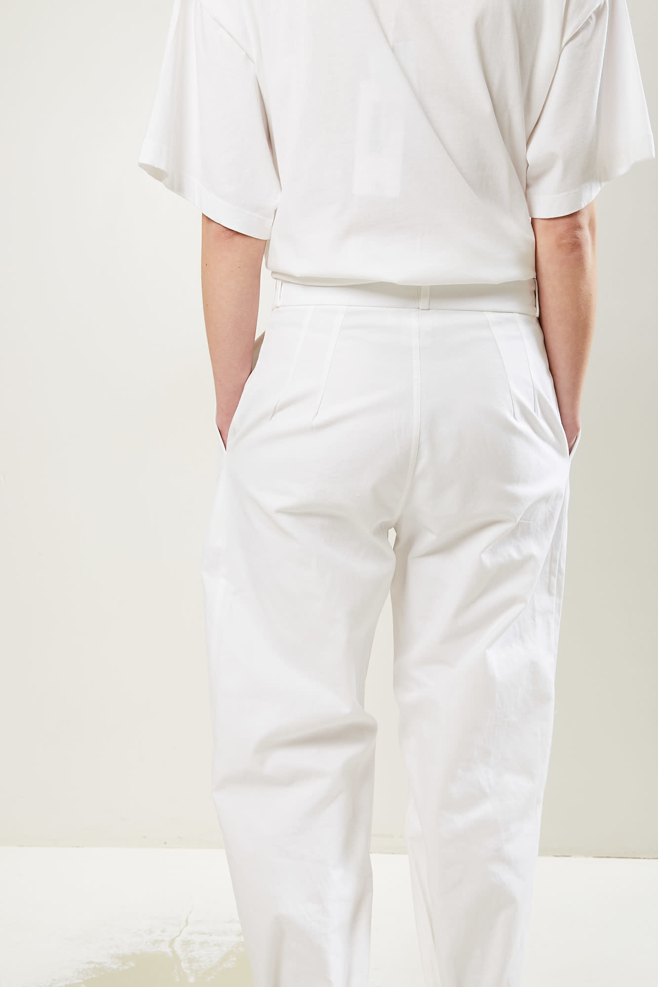 Monique van Heist - Natasja cotton straight pants