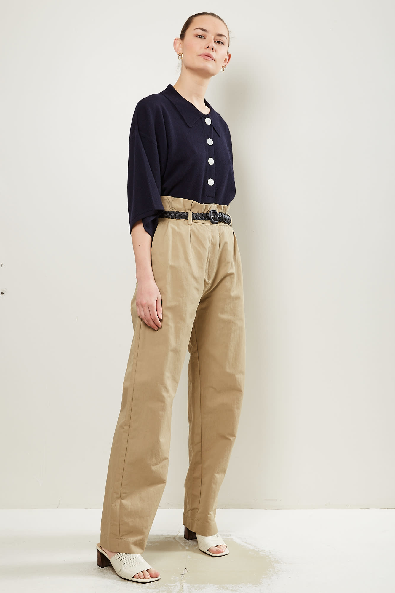 Les Coyotes de Paris Celia trousers