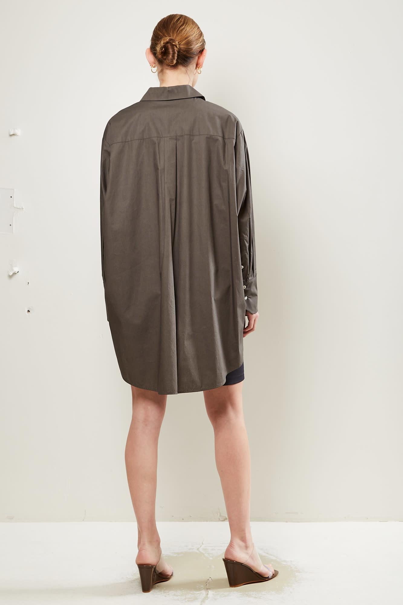 Frenken - Frenk 100% cotton poplin shirt
