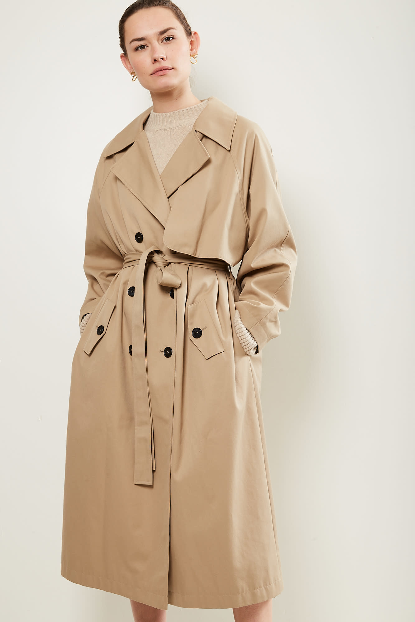 Gauge81 NAIROBI TRENCH COAT
