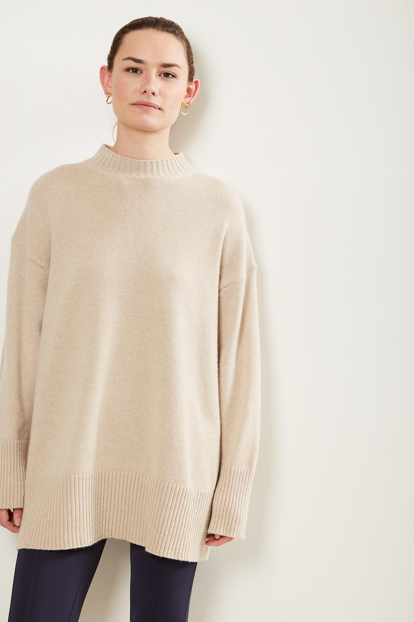 Gauge81 Devon 100% cashmere pullover