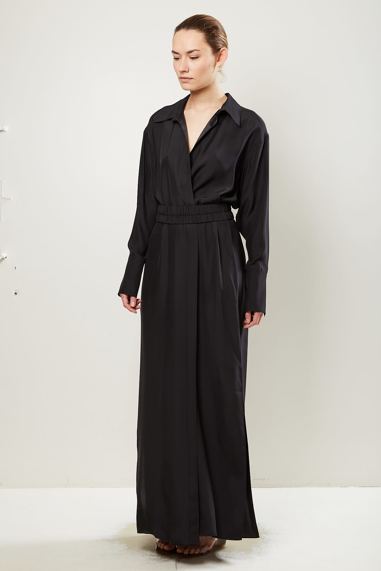 Gauge81 Yokohama long shirt dress