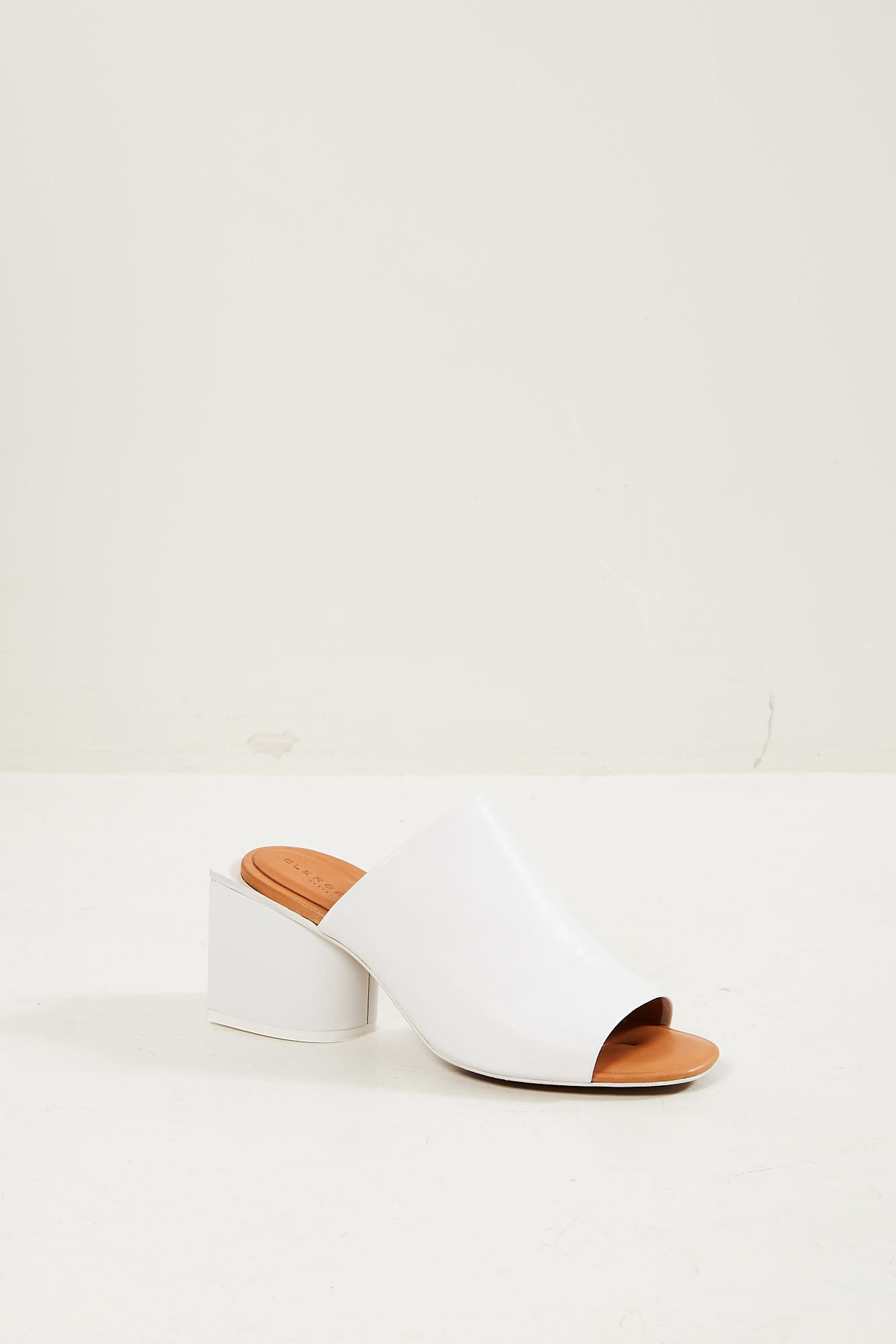 Clergerie - EDITH LAMS LEATHER SANDALS