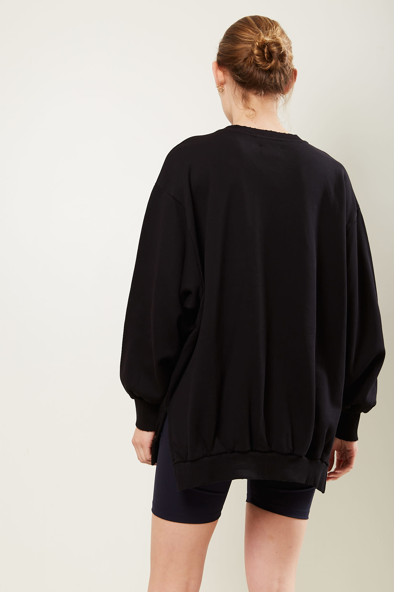 ÂME - Ulla oversized sweatshirt bl01