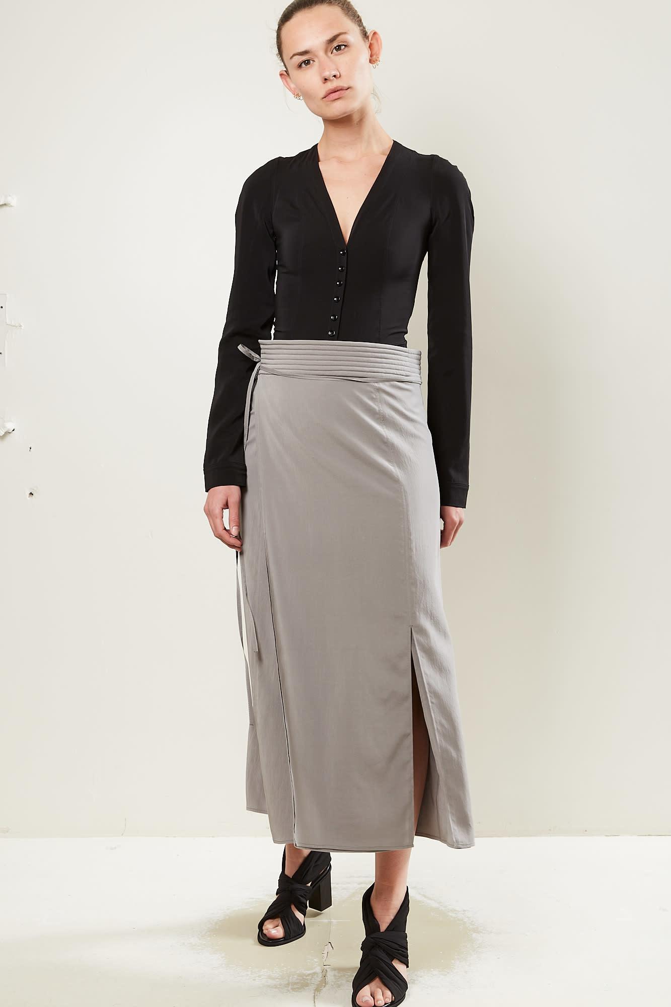 Lemaire - Wrapover skirt
