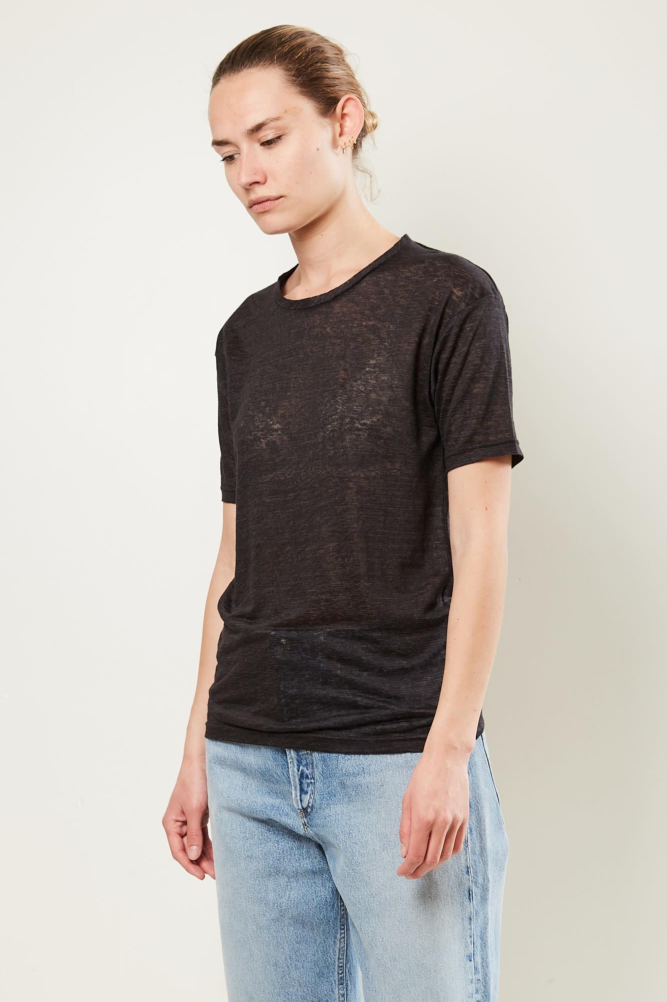 Isabel Marant - madjo tee shirt black