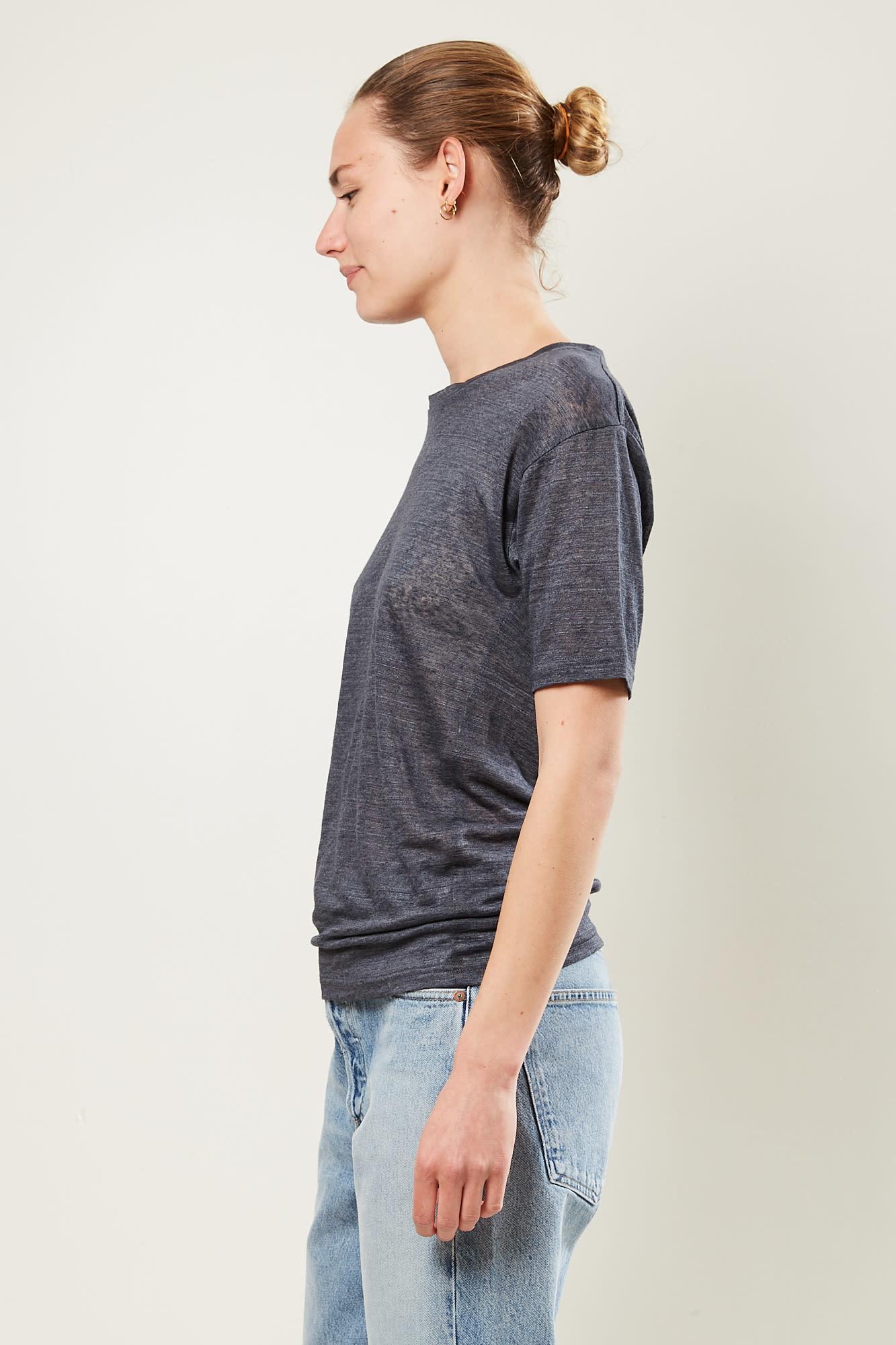 Isabel Marant - madjo tee shirt antracite